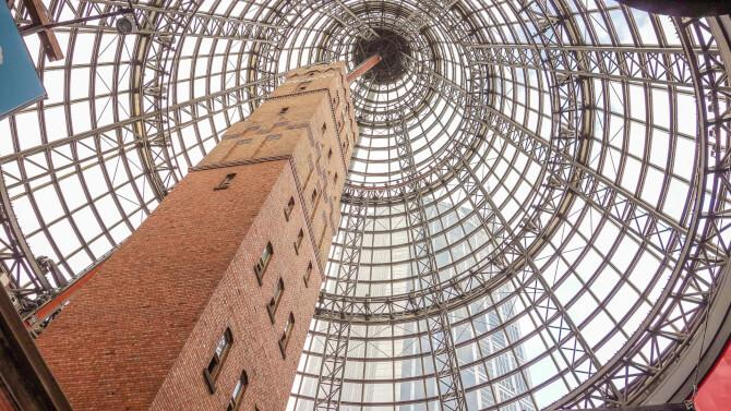 Top 20 things to do in Melbourne: Coop's Shot Tower