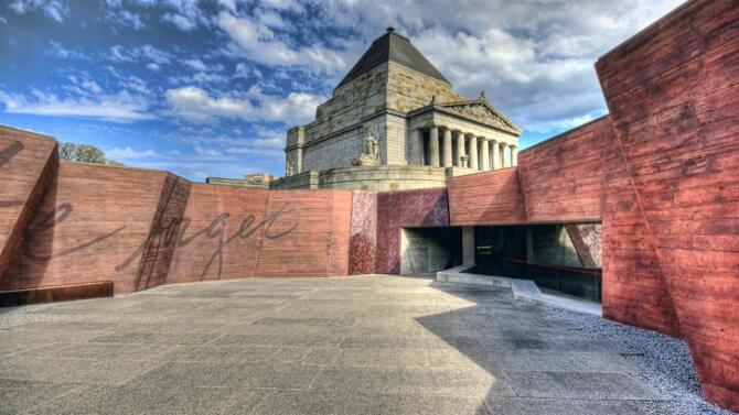 Top 20 things to do in Melbourne: Shrine of Remembrance