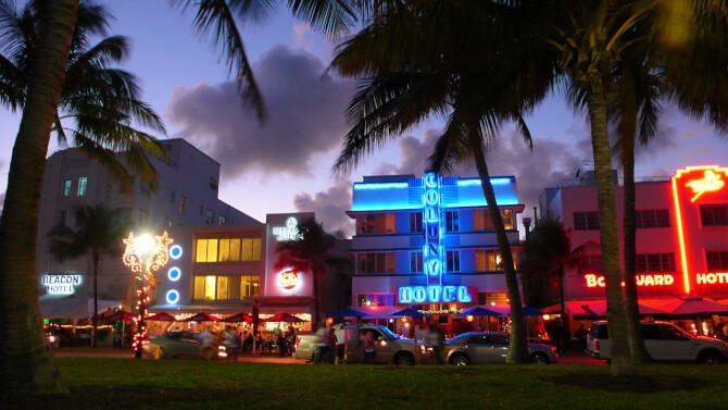 Top 20 things to do in Miami: Ocean Drive