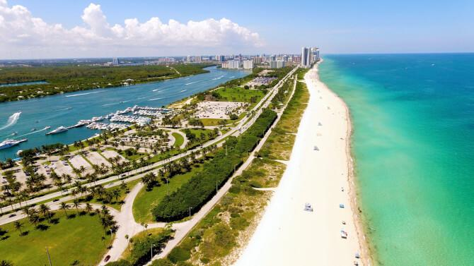 Top 20 things to do in Miami: Haulover Beach Park
