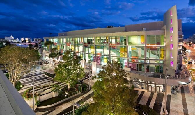 Top 20 things to do in Miami: Lincoln Road Mall