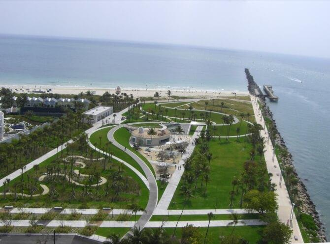 Top 20 things to do in Miami: South Pointe Park and Pier