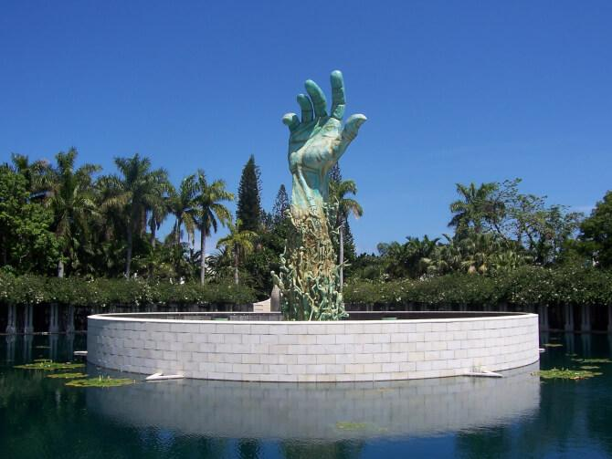 Top 20 things to do in Miami: Holocaust Memorial