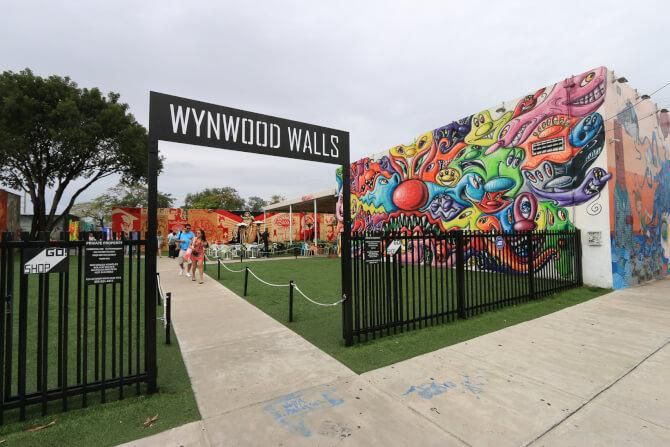 Top 20 things to do in Miami: Wynwood Walls