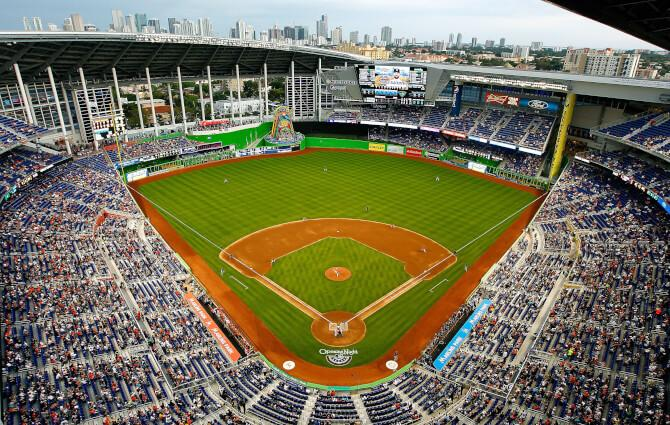 Top 20 things to do in Miami: Marlins Park