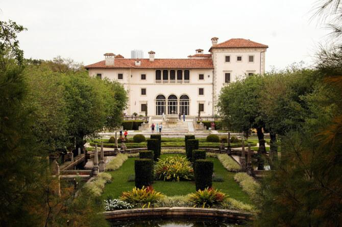 Top 20 things to do in Miami: Vizcaya Museum and Gardens