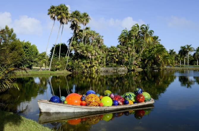 Top 20 things to do in Miami: Fairchild Tropical Botanic Garden