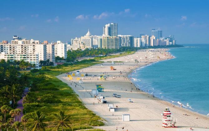 Top 20 things to do in Miami: Part of South Beach