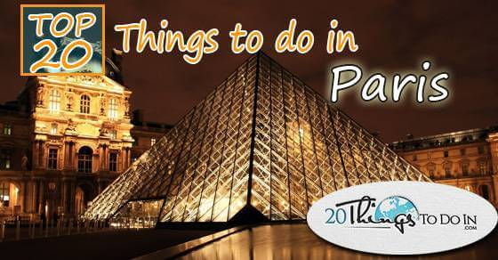 Top20thingstodoinParis