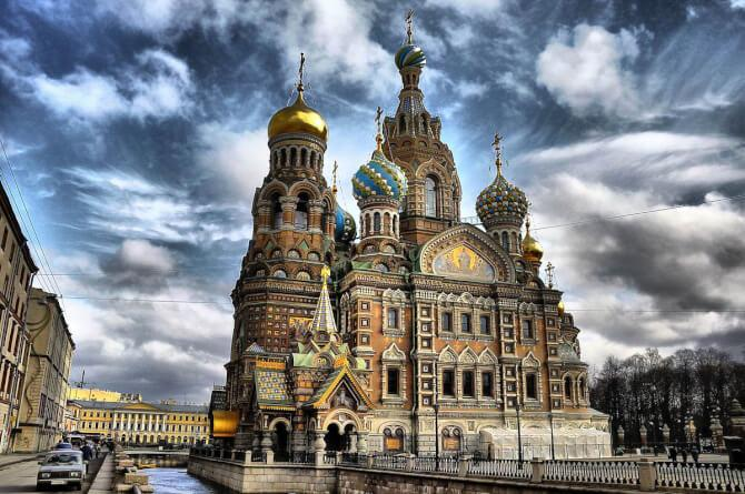 Top 20 things to do in Saint Petersburg: Church of the Savior on Spilled Blood
