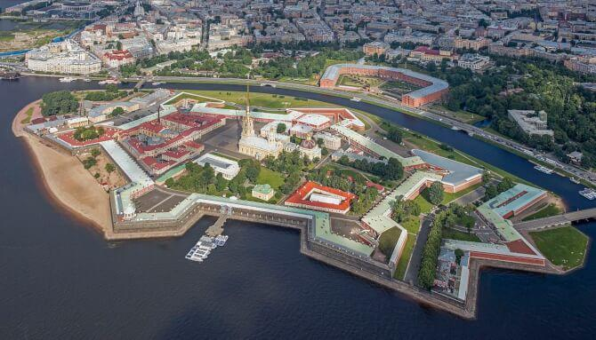 Top 20 things to do in Saint Petersburg: Peter and Paul Fortress