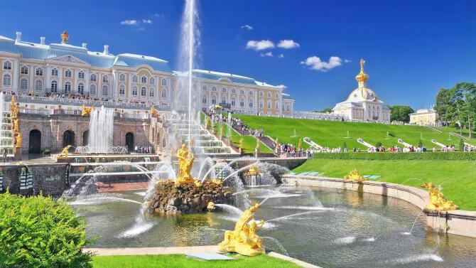 Top 20 things to do in Saint Petersburg: Peterhof Palace