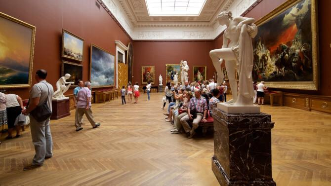 Top 20 things to do in Saint Petersburg: Russian Museum