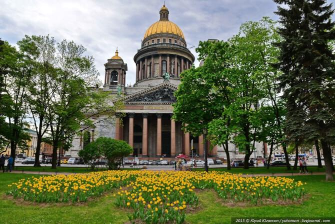 Top 20 things to do in Saint Petersburg: St. Isaac's Cathedral