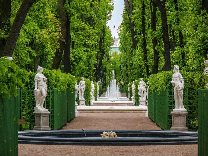 Top 20 things to do in Saint Petersburg: Summer Garden