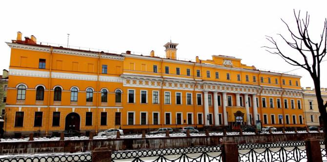 Top 20 things to do in Saint Petersburg: Moika Palace