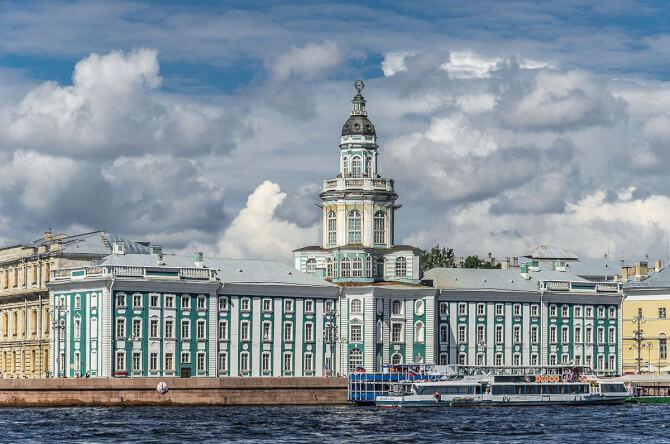 Top 20 things to do in Saint Petersburg: Kunstkamera