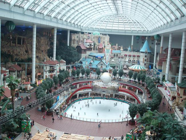 things to do in seoul: Inside the Lotte World