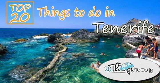 Top20thingstodoinTenerife