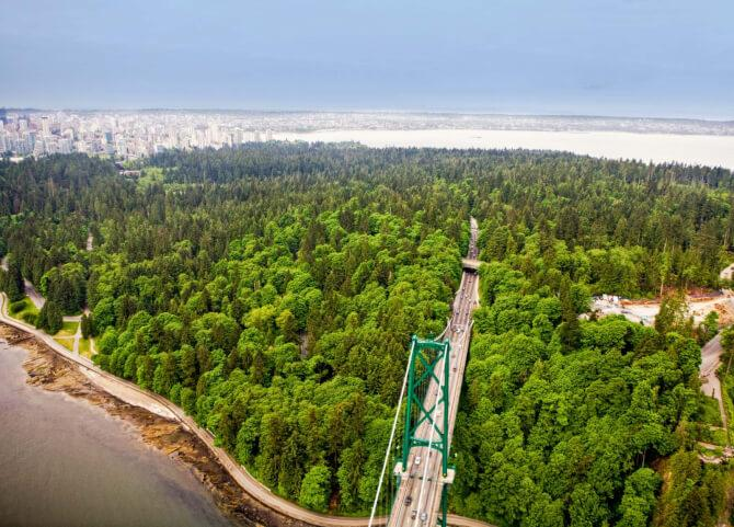 Top 20 things to do in Vancouver: Stanley Park