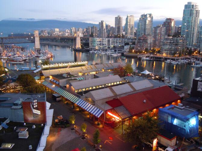 Top 20 things to do in Vancouver: Granville Island