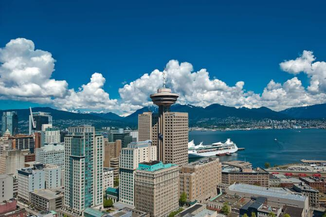 Top 20 things to do in Vancouver: Vancouver Lookout