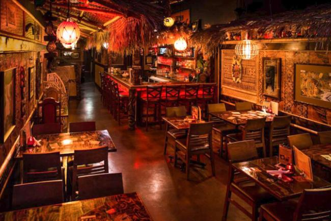 Top 20 things to do in Vancouver: Shameful Tiki Room