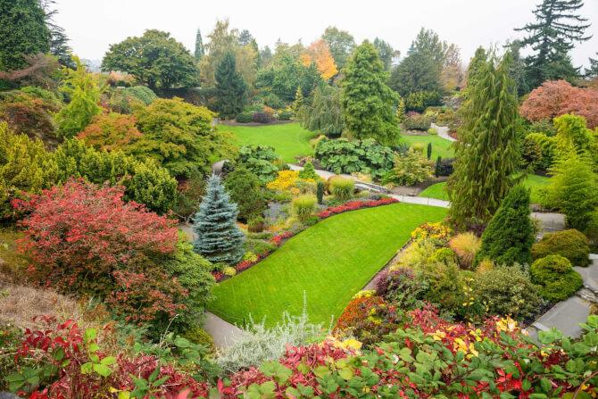 Top 20 things to do in Vancouver: Queen Elizabeth Park