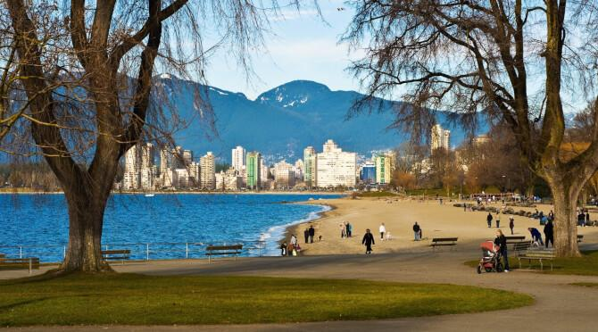 Top 20 things to do in Vancouver: Kitsilano Beach