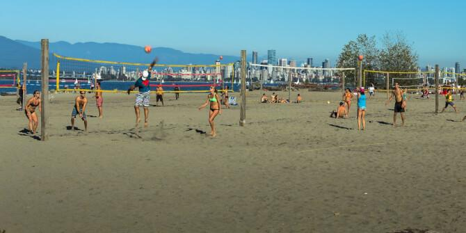 Top 20 things to do in Vancouver: Spanish Banks Beach