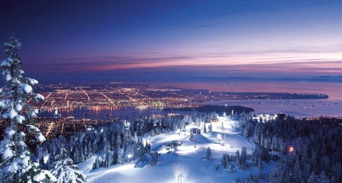 Top 20 things to do in Vancouver: Grouse Mountain