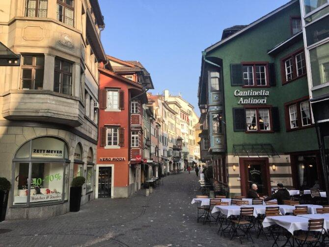Top 20 things to do in Zürich: Altstadt