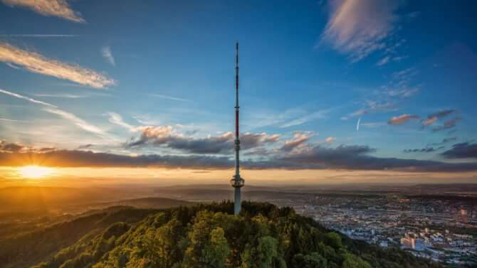 Top 20 things to do in Zürich: Üetliberg