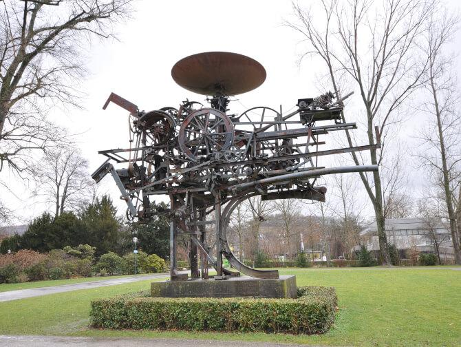 Top 20 things to do in Zürich: Heureka Useless Machine