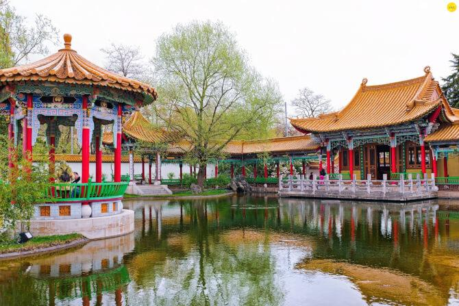 Top 20 things to do in Zürich: Chinese Garden
