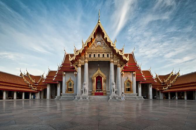 Top 20 things to do in Bangkok: Wat Benchamabophit
