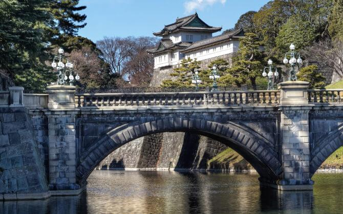 Top 20 things to do in Tokyo: The Imperial Palace of Tokyo