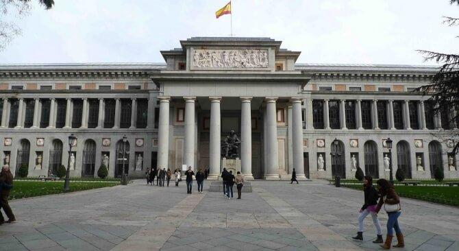 Top 20 things to do in Madrid: Museo del Prado