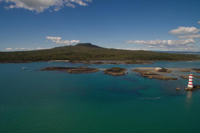 Top 20 things to do in Auckland: Rangitoto Island