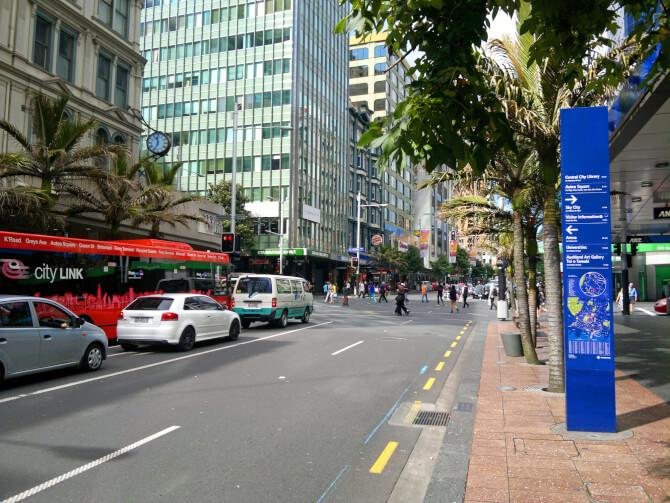 Top 20 things to do in Auckland: Queen Street