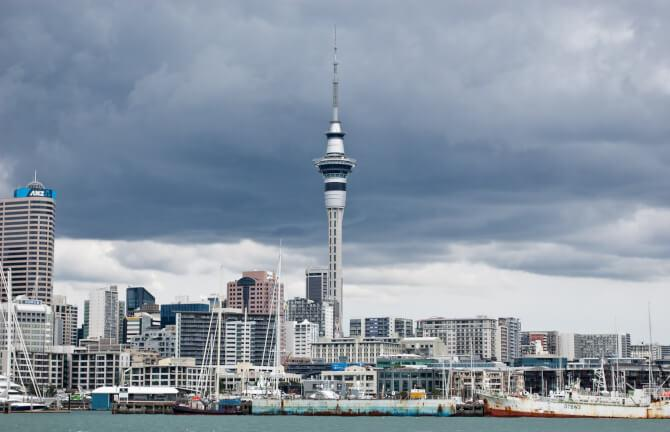 Top 20 things to do in Auckland: Sky Tower