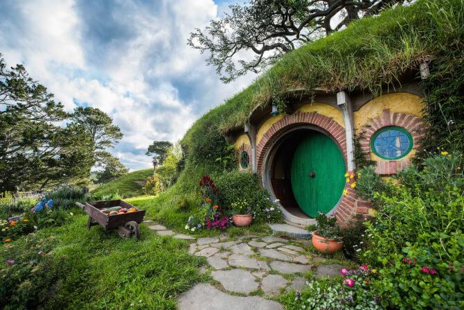 Top 20 things to do in Auckland: Hobbiton Movie Set