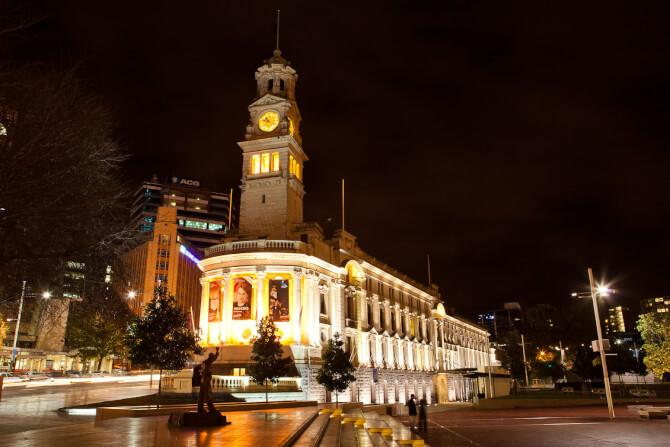 Top 20 things to do in Auckland: Auckland Town Hall