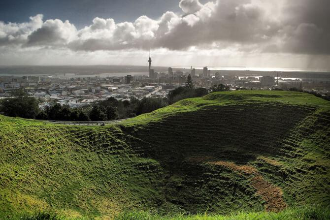 Top 20 things to do in Auckland: Mount Eden