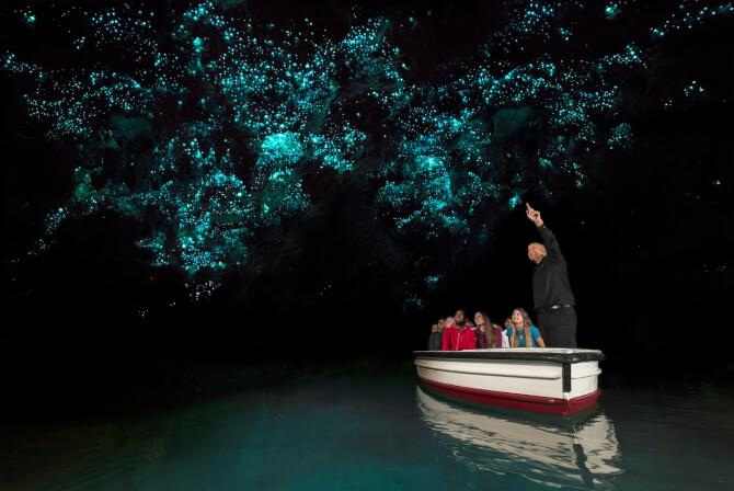 Top 20 things to do in Auckland: Waitomo Glowworm Caves