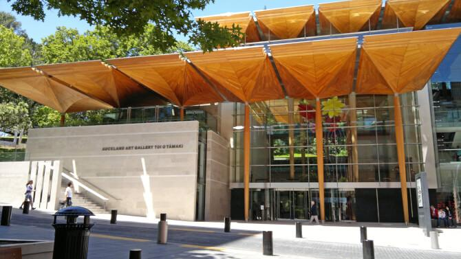 Top 20 things to do in Auckland: Auckland Art Gallery Toi o Tāmaki