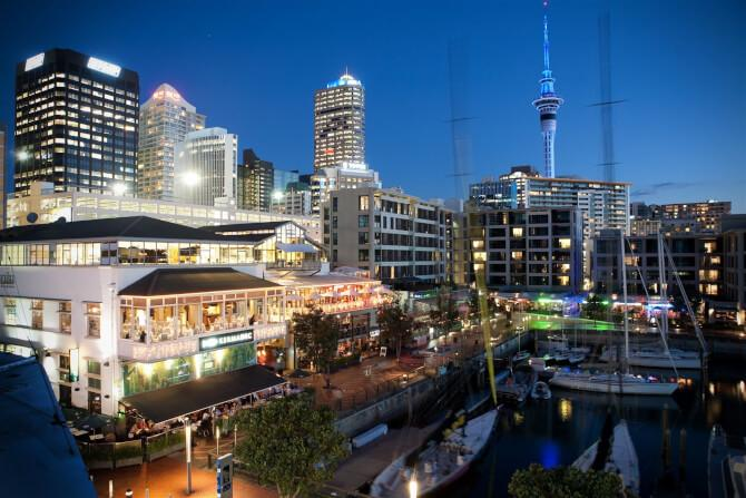 Top 20 things to do in Auckland: Viaduct Harbour