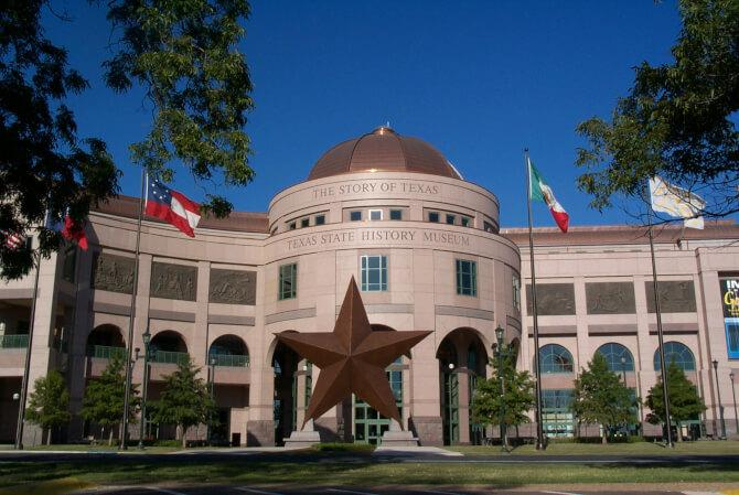 Top 20 things to do in Austin: Bullock Texas State History Museum