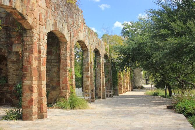 Top 20 things to do in Austin: Lady Bird Johnson Wildflower Center