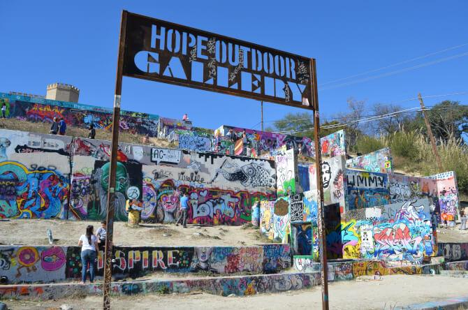 Top 20 things to do in Austin: HOPE Outdoor Gallery